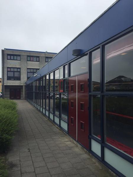 Renovatie Hoeksch Lyceum in Oud-Beijerland