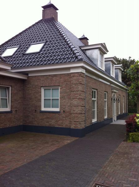 Schilderwerk woonhuis in Ridderkerk